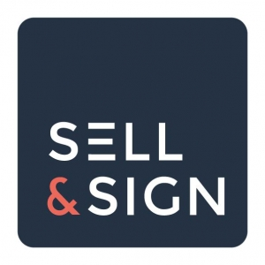 startup Sell Sign